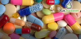Ветеринарные и фармацевтические субстанции
